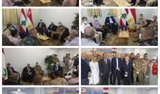 خير أشرف على توزيع أدوية لمعالجة الحروق هبة من مصر: نحتاج لأي مساعدة من العرب والمنظمات الدولية