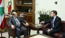 LBC: الموفد الفرنسي سييبلغ الرئيس عون معطيات تكونت لدى ماكرون في السعودية