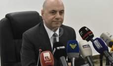 حاصباني يعلن ان لبنان في المرتبة الاولى عربيا في إداء القطاع الصحي