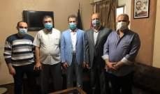 """وفد من """"حماس"""" التقى ممثل """"الجهاد الإسلامي"""": لتحقيق المصالحة الفلسطينية لمواجهة التحديات"""