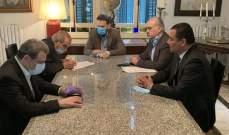 تيمور جنبلاط:  أطلقنا عريضة نيابية للمطالبة بتحقيق دولي في انفجار المرفأ