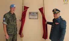 الجيش: احتفال تكريمي لمناسبة إتمام تأهيل مباني تابعة لمستوصف موقع صور وتجهيزها