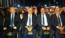النشرة:إنطلاق فعاليات معرض دمشق الدولي برعاية الأسد وحضور علي حسن خليل