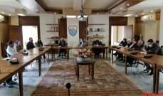 النشرة: إجتماعات متواصلة لهيئات المجتمع المدني ببلدية صيدا ونسبة الإلتزام بالإقفال 95 بالمئة