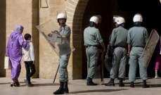 السلطات الامنية المغربية تفكك خلية إرهابية موالية لداعش