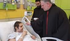 المطران عون في اليوم العالمي للمريض: للصلاة على نية المستشفيات وكل من يعمل بها