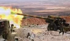 """""""سانا"""": وحدات الجيش السوري دمرت آليات وأوكارا للإرهابيين بريفي حماة وإدلب"""