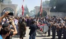المكتب الاعلامي في بكركي يذكر بتدابير يوم رتبة جنازة صفير غدا