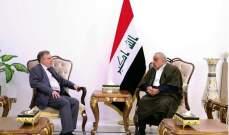 عبد المهدي وعلاوي بحثا بتطورات الأوضاع وجهود تشكيل الحكومة العراقية