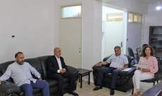 النشرة: حمود تابع موضوع التسجيل في المدارس الرسمية بسراي صيدا