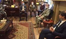 خضر ترأس اجتماعا لبحث الاجراءات بعد إعلان إصابة فلسطينية بكورونا