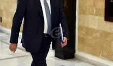 خليل كلّف مدير المالية العام التحقيق بما نشر عن تصرف أحد موظفي دوائر الوزارة