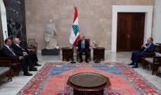 """كتلة """"الوسط المستقل"""" تسمي مصطفى أديب لتشكيل الحكومة الجديدة"""
