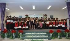 بو جودة رعى تخريج طلاب في تكميلية مار جرجس المارونية في عكار