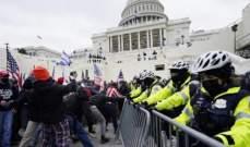 رئيس شرطة الكونغرس المستقيل: مسؤولو الأمن بمجلس النواب عرقلوا جهودي لاستدعاء الحرس الوطني