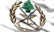 الجيش: طائرتا استطلاع إسرائيليتان خرقتا الأجواء اللبنانية يوم أمس