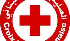 الصليب الاحمر: نقل عامل تنظيفات من برقايل بعد الاشتباه باصابته بالكورونا لمستشفى الراسي
