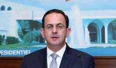كيدانيان: ليضرب وزير السياحة على الطاولة كي لا يشارك بتشييع السياحة