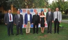 رئيس جامعة الروح القدس اثنى على التعاون بين الحكومة ومؤسسات التعليم العالي