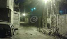 سقوط جريحين بحادث سير داخل مخيم عين الحلوة