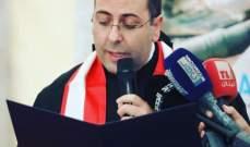 بوعبود في ذكرى شهداء الصحافة: صليب الإنتظار والعذاب يطول لغياب سمير كساب
