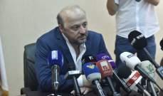 الرياشي طالب جريصاتي وفهد وحمود بوقف الملاحقات ضد مؤسسات اعلامية