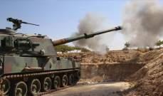 الدفاع التركية: القضاء على 16 مسلحا من