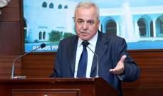 سكرية: قانون قيصر يؤذي سوريا ولبنان وكل محور المقاومة