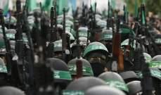 الشرق الاوسط: حماس اكدت عدم رغبتها في تصعيد ضد إسرائيل بقطاع غزة
