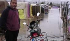 ابو جوده اعطى توجيهاته لاجلاء 21 عائلة سورية في سهل تعنايل