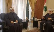 إمام مسجد الحازمية الضنية: اكدت لمفتي طرابلس أن ما حصل كان بسبب انفعال