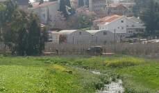 النشرة: دورية اسرائيلية اطلقت طلقات تحذيرية باتجاه رعاة ماشية في سهل مرجعيون