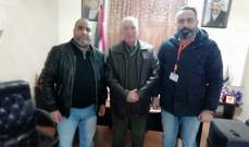 """النشرة: توقيع مذكرة تفاهم بين الامن الوطني الفلسطيني وجمعية """"تير ديزوم لوزان"""""""