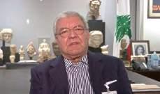 المشنوق: الحديث عن إقالة سلامة هو إكمال للمؤامرة لإفلاس القطاع المصرفي