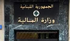 وزارة المالية: وضع سبعة ملايين وخمسمائة ألف طابع مالي من فئة الألف ليرة قيد التداول