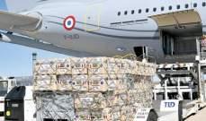 وصول طائرة كازاخستانية على متنها 4 طواقم طبية إلى مطار بيروت