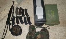 """الدفاع التركية: القبض على 4 """"إرهابيين"""" من """"بي كا كا"""" أثناء تحضيرهم لشن هجوم في تل أبيض"""