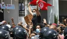 الجيش التونسي يمنع راشد الغنوشي وعددا من النواب من دخول مبنى البرلمان