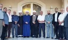 اللقاء الوطني الإسلامي دعا الحكومة الى تحمل مسؤولياتها
