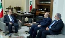 سلسلة لقاءات في قصر بعبدا والرئيس السوداني يشيد بمواقف الرئيس عون