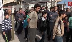 النشرة: اكثر من 150 عائلة سورية يستعدون للعودة لمنازلهم ببيت جن ومزرعة جن