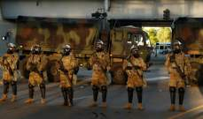 مستشار الامن القومي الاميركي: لا نية حاليًا بإشراك الحرس الوطني لردع الاحتجاجات