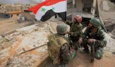 النشرة: الجهات المختصة في سوريا ضبطت أسلحة وذخائر معدة للتهريب من حمص إلى إدلب