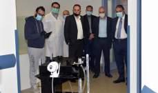 القوات اللبنانيّة: تصنيع روبوتين لمساعدة الطواقم الطبيّة بعملهم مع مرضى كورونا