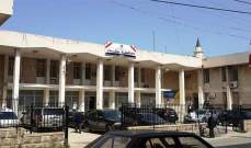 سرايا حلبا تشهد ازدحاما كثيفا للنازحين السوريين منذ الصباح