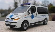 مؤسسة المجبر الاجتماعية تقدم سيارة إسعاف جديدة لصالح الدفاع المدني