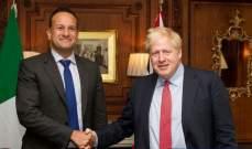 رئيس وزراء إيرلندا: التوصل لاتفاق بشأن بريكست ممكن بحلول نهاية تشرين الأول