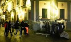 تظاهرات في ألبانيا احتجاجا على مقتل شاب على يد الشرطة