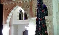بلدية اميون اطلقت سلسلة نشاطات في عيدي الميلاد ورأس السنة