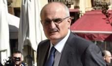 وزير المال: هناك أكثر من 124 معبر تهريب في لبنان بشهادة الاجهزة الامنية